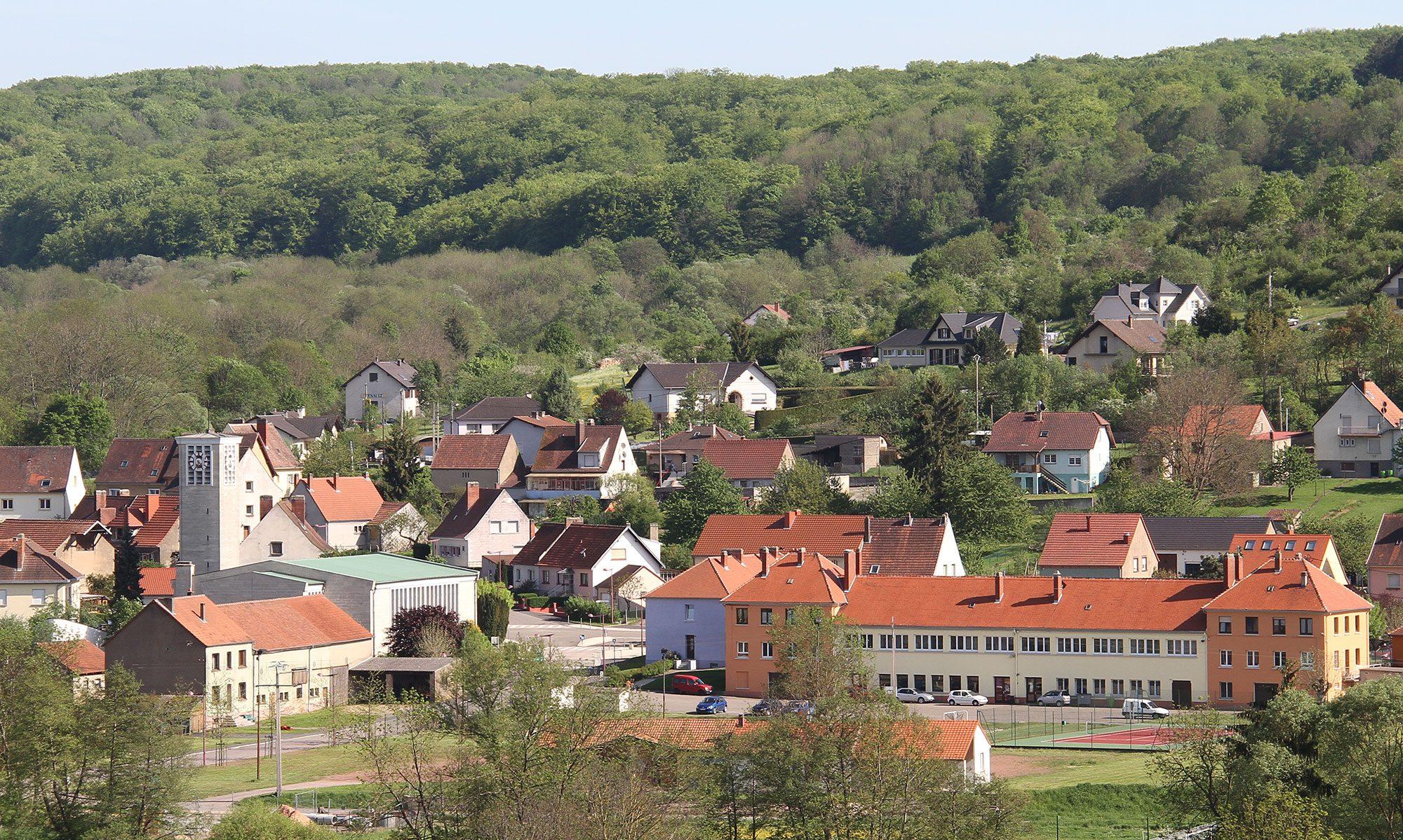 La commune de Bliesbruck
